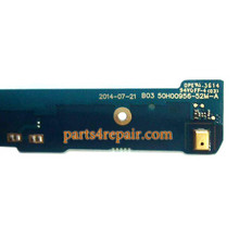 Dock Charging PCB Board for HTC Nexus 9