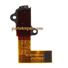 We can offer BlackBerry Classic Q20 Earphone Connector Flex Cable