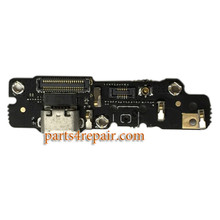 Dock Charging PCB Board for Meizu MX4 Pro from www.parts4repair.com