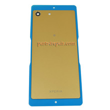 Generic Back Cover for Sony Xperia M5 -Gold