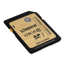 Kingston 128GB SDXC Memory Card 90MB/S Read 60MB/S Write UHS-I Flash Card