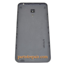 Back Housing Cover with Side Keys for Meizu M2 Note