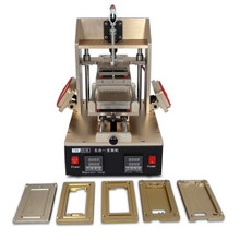 5 in 1 LCD Separator Machine + Glue Remover + Samsung Frame Remover + Preheater + iPhone Frame Laminator