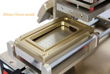 5 in 1 lcd separator machine for mobile Middle bezel removal for iphone samsung