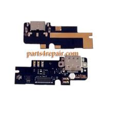 Dock Charging PCB Board for Xiaomi Mi 4c from www.parts4repair.com