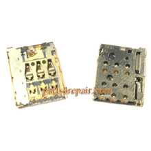 SIM Connector for Sony Xperia C4 from www.parts4repair.com