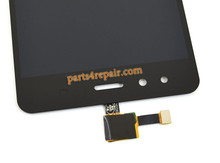 LCD Screen and Touch Screen Assembly for BQ Aquairs X5