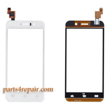 Touch Screen Digitizer for JiaYu G5 from www.parts4repair.com