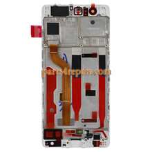LCD Screen and Digitizer Assembly for Huawei P9
