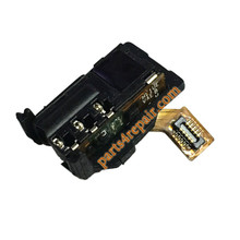 Earphone Jack for Huawei P9 Plus from www.parts4repair.com