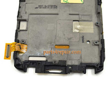 HTC One X Complete Screen Assembly (AT&T Version) with Front Housing