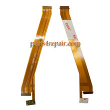 LCD Connector Flex Cable for Lenovo Tab 2 A7-30