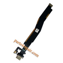 Dock Charging Flex Cable for Oneplus 3 A3000 from www.parts4repair.com