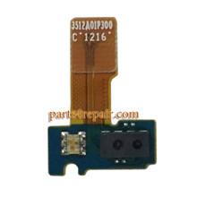 Proximity Sensor Flex Cable for Xiaomi Mi 5 from www.parts4repair.com