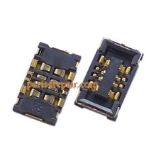 Battery Connector Clip on MainBoard for Xiaomi Mi Max -5pcs