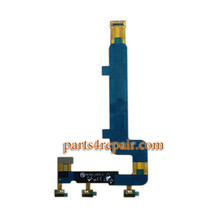 Breathing Light Flex Cable for ZTE Nubia Z11 mini NX529J from www.parts4repair.com