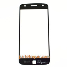 Motorola Moto Z Play Front Glass