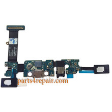 Dock Charging PCB Board for Samsung Galaxy Note 5 N920C from www.parts4repair.com