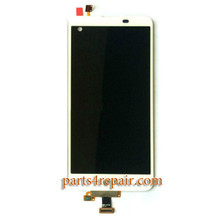 Complete Screen Assembly for LG X Screen K500 from www.parts4repair.com