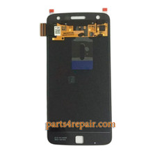LCD Screen and Digitizer Assembly for Motorola Moto Z Play