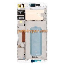 LCD Plate for Sony Xperia C4