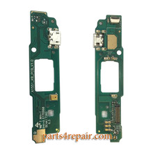 Dock Charging PCB Board for HTC Desire 830 from www.parts4repair.com