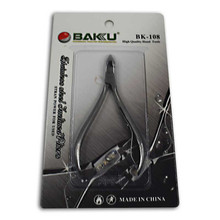 BK-108 Professional Stainless Steel Precision Mini Pliers