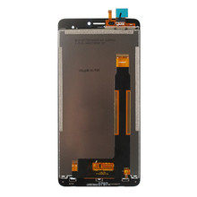 LCD Screen and Touch Screen Assembly for Cubot Max