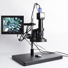 "2 Megapixel VGA Camera USB Microscope with 6"" Display"