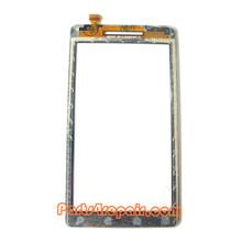 Touch Screen Digitizer for Motorola Milestone 2 ME722