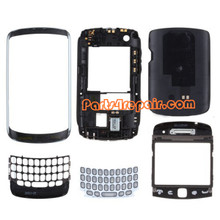 Full Houing Cover for BlackBerry Curve 9360