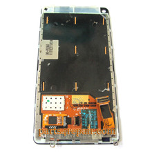 Nokia N9 Complete Screen Assembly with Bezel