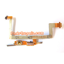 HTC EVO 3D Flex Cable from www.parts4repair.com
