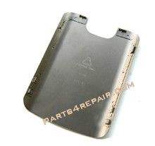 Nokia E5 Back Cover -Silver from www.parts4repair.com