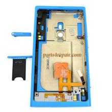 Back Housing Assembly Cover for Nokia Lumia 800 -Blue