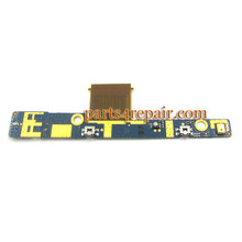 HTC Flyer Volume Flex Cable Ribbon from www.parts4repair.com