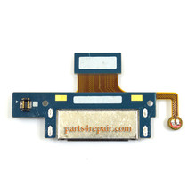 Samsung P6200 Galaxy Tab 7.0 Plus Dock Charging Connector Flex Cable