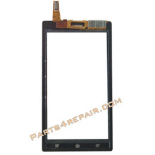 Sony Xperia Sola Touch Screen with Digitizer from www.parts4repair.com