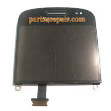 Complete Screen Assembly for BlackBerry Bold Touch 9900(001 Version) -Black