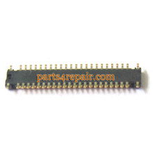Samsung I9300 Galaxy S III FPC Connector for LCD Screen