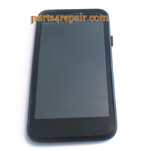 We can offer HTC Incredible S Complete Screen Assembly with Bezel