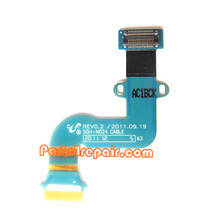 Samsung P6200 Galaxy Tab 7.0 Plus LCD Flex Cable from www.parts4repair.com