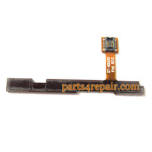 Samsung Galaxy Note 10.1 N8000 Volume Flex Cable