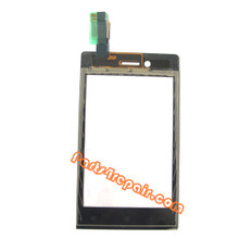 Sony Xperia miro Touch Screen with Digitizer