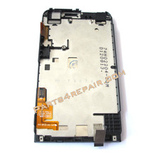 HTC One V Full Screen Assembly with Bezel