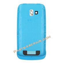 Full Housing Cover for Nokia Lumia 610 -Blue