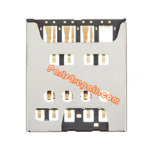 SIM Holder for Sony Xperia S LT26I from www.parts4repair.com