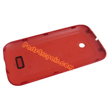 We can offer Back Cover for Nokia Lumia 510 -Red