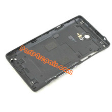 Back Cover for Sony Xperia T LT30p -Black