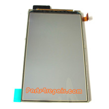 LCD Screen with Metal Frame for Nokia Lumia 820